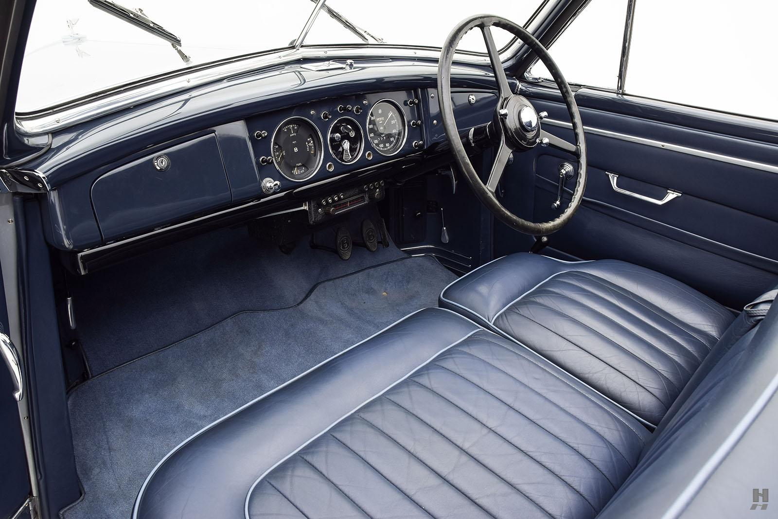 1949 Bentley Mark VI Pininfarina Cabriolet For Sale | Buy Classic ...