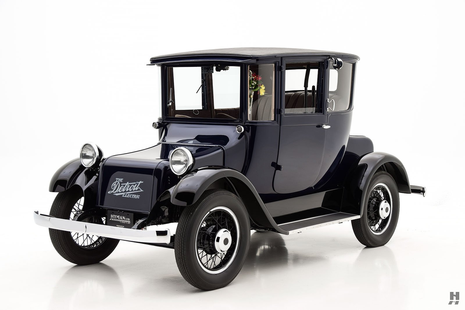 1931 Detroit Electric Model 97 Coupe For Sale | Classic Cars | Hyman LTD