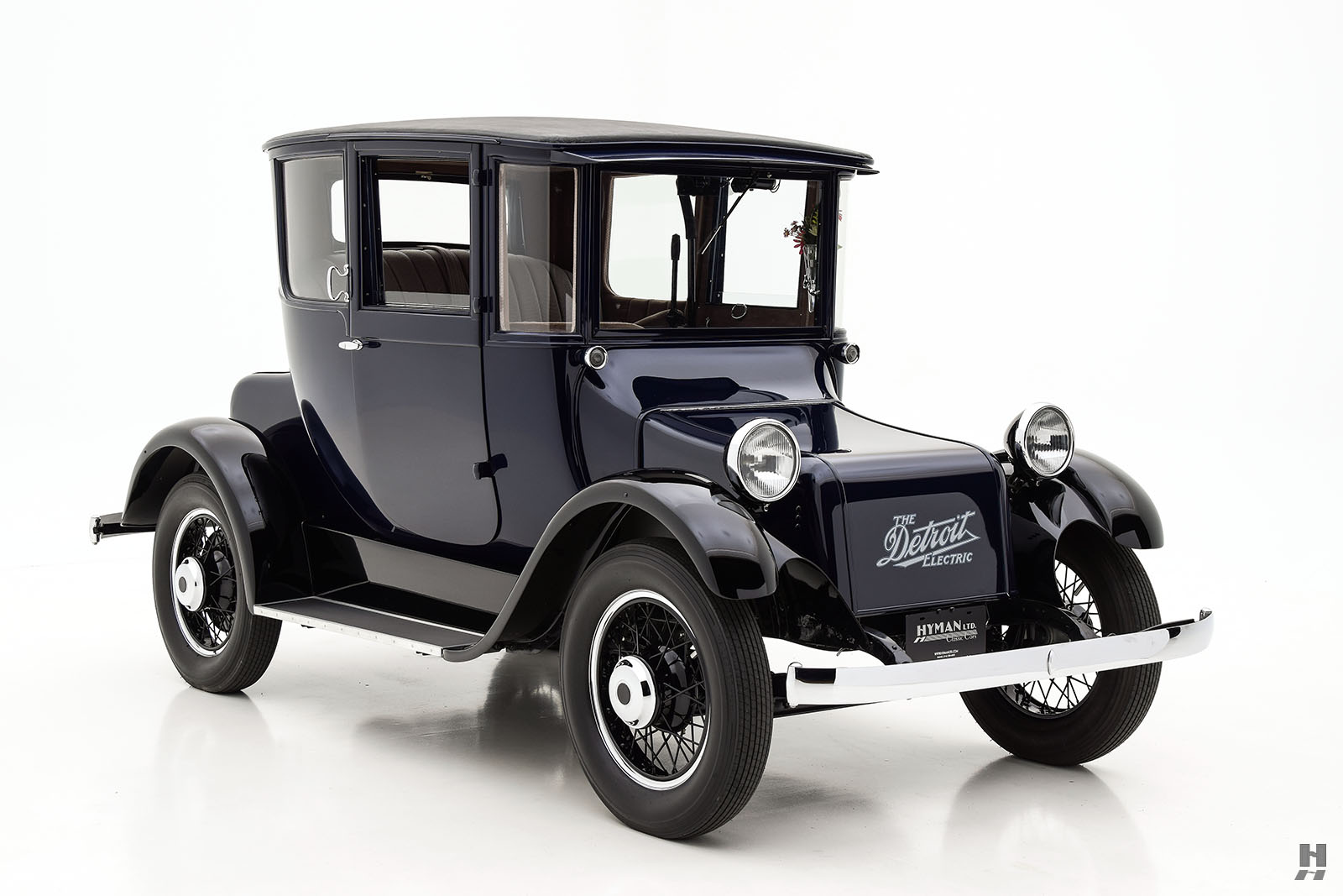 1931 Detroit Electric Model 97 Coupe Clic Car For