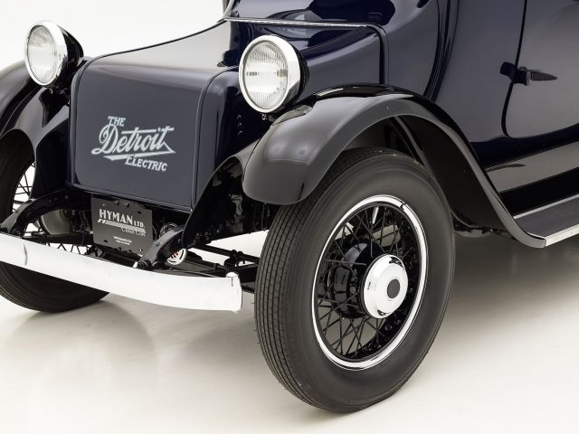 1931 Detroit Electric Model 97 Coupe Classic Car For Sale | Buy 1931 Detroit Electric Model 97 Coupe at Hyman LTD