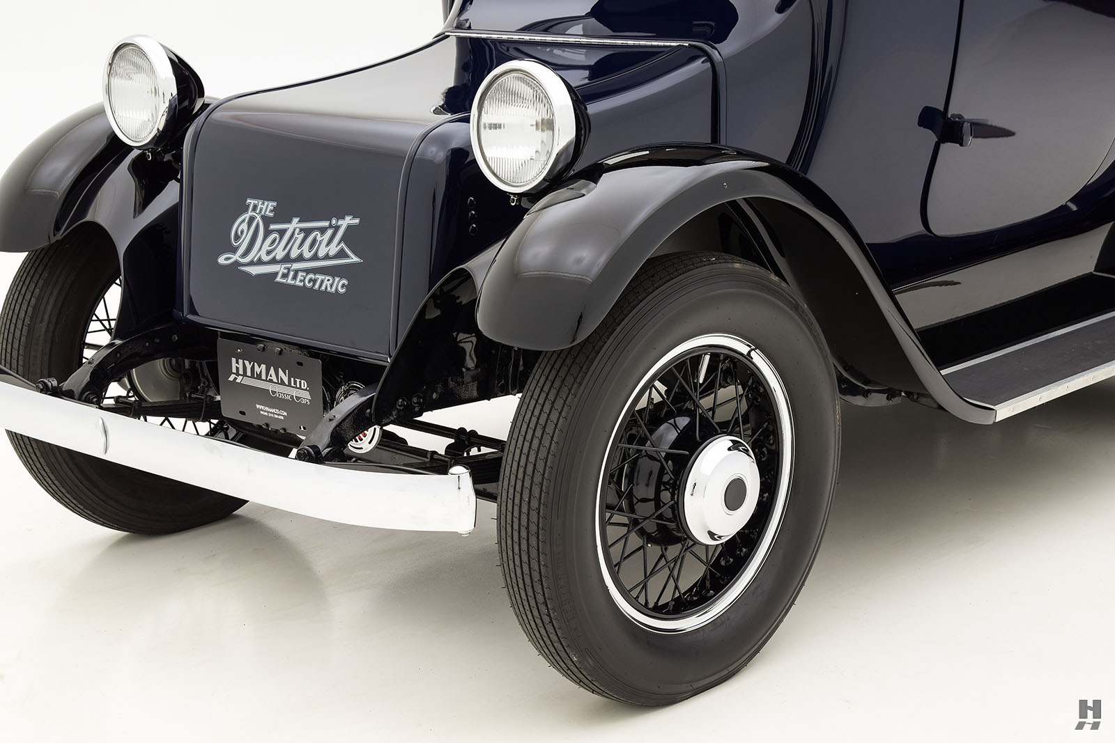 1931 Detroit Electric Model 97 Coupe For Sale Classic