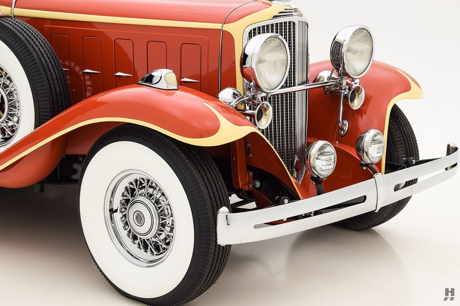 Used Cars Kenosha >> 1932 Nash Ambassador 8 Convertible Sedan | Hyman Ltd.