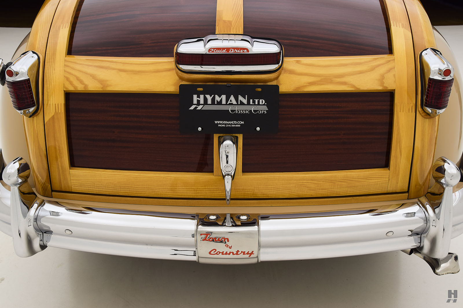 1947 Chrysler Town Country Convertible Hyman Ltd Classic Cars 1949 And Hubcaps Car For Sale Buy