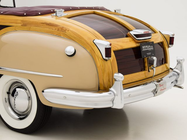 1947 Chrysler Town & Country Convertible Classic Car For Sale | Buy Chrysler Town & Country Convertible at Hyman LTD