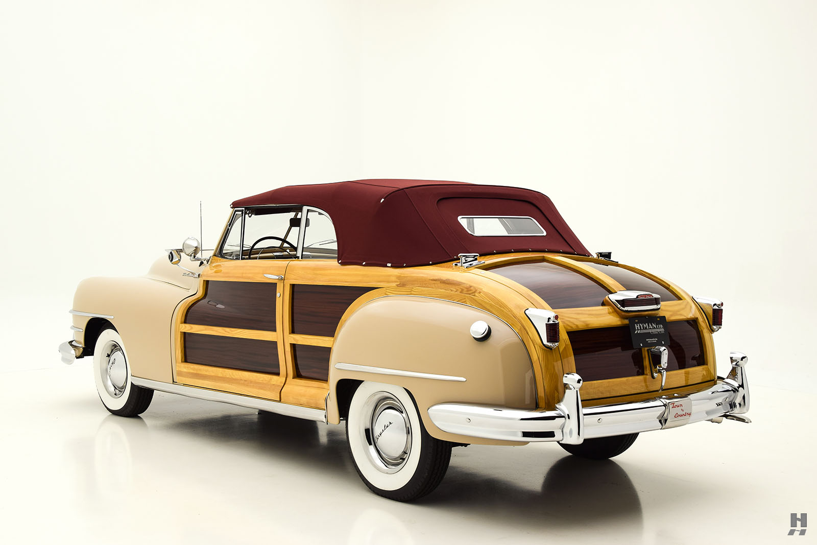 1947 Chrysler Town Country Convertible Hyman Ltd Classic Cars