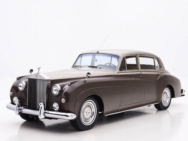 1962 Rolls-Royce Silver Cloud II LWB Classic Car For Sale | Buy 1962 Rolls-Royce Silver Cloud II LWB at Hyman LTD