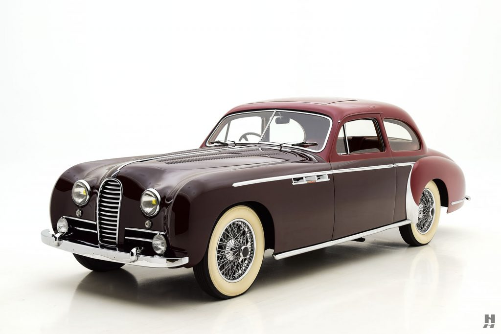 1951 Talbot T26 Record Coupe For Sale By Hyman LTD