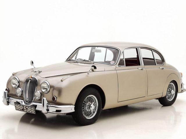 1964 Jaguar MK II Sedan Classic Car For Sale | Buy 1964 Jaguar MK II Sedan at Hyman LTD