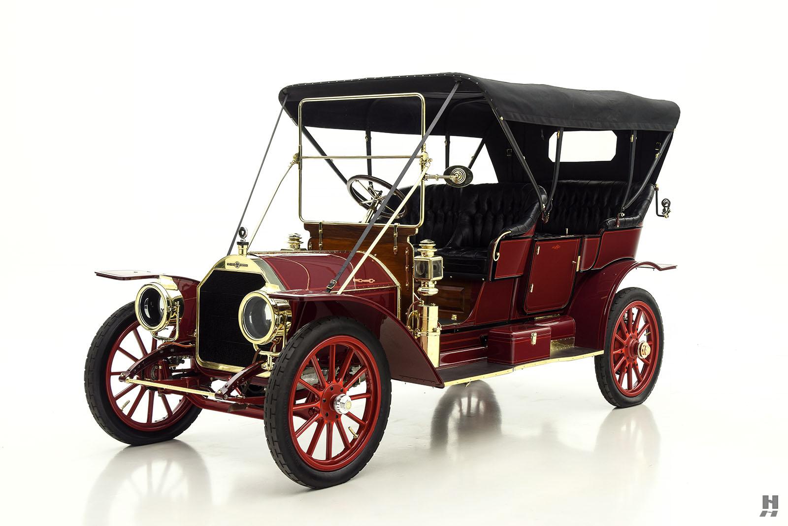 1910 Stevens Duryea Model X Touring For Sale | Buy Classic | Hyman LTD