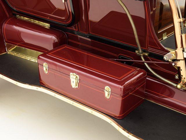 1910 Stevens Duryea Model X Touring Classic Car For Sale | Buy 1910 Stevens Duryea Model X Touring at Hyman LTD