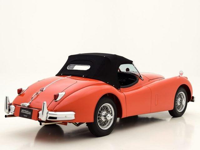 1955 Jaguar XK 140 M Roadster For Sale By Hyman LTD