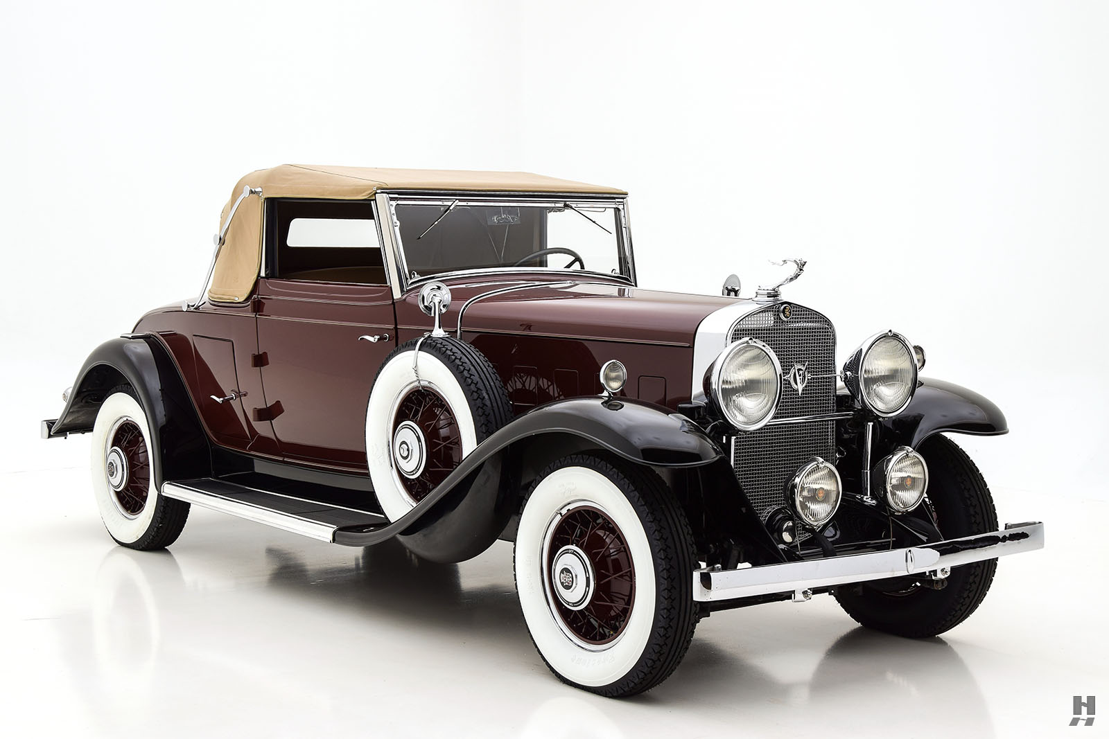 1931 cadillac 355a fleetwood convertible coupe for sale. Black Bedroom Furniture Sets. Home Design Ideas