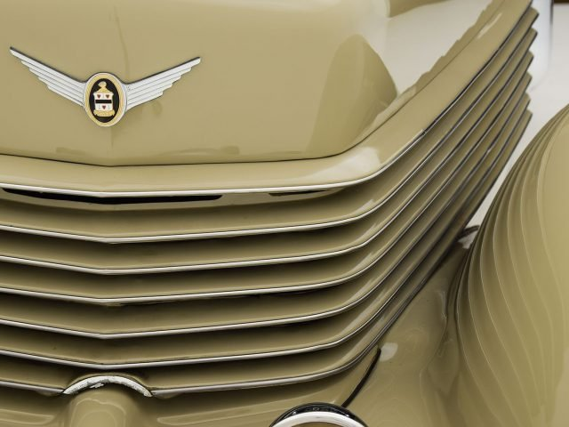 1937 Cord 812 Beverly For Sale at Hyman LTD