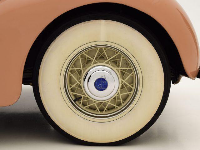 1936 Lincoln K Convertible Sedan Classic Car For Sale | Buy 1936 Lincoln K Convertible Sedan at Hyman LTD
