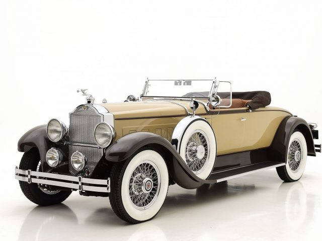1929 Packard 645 Roadster Classic Car For Sale | Buy 1929 Packard 645 Roadster at Hyman LTD