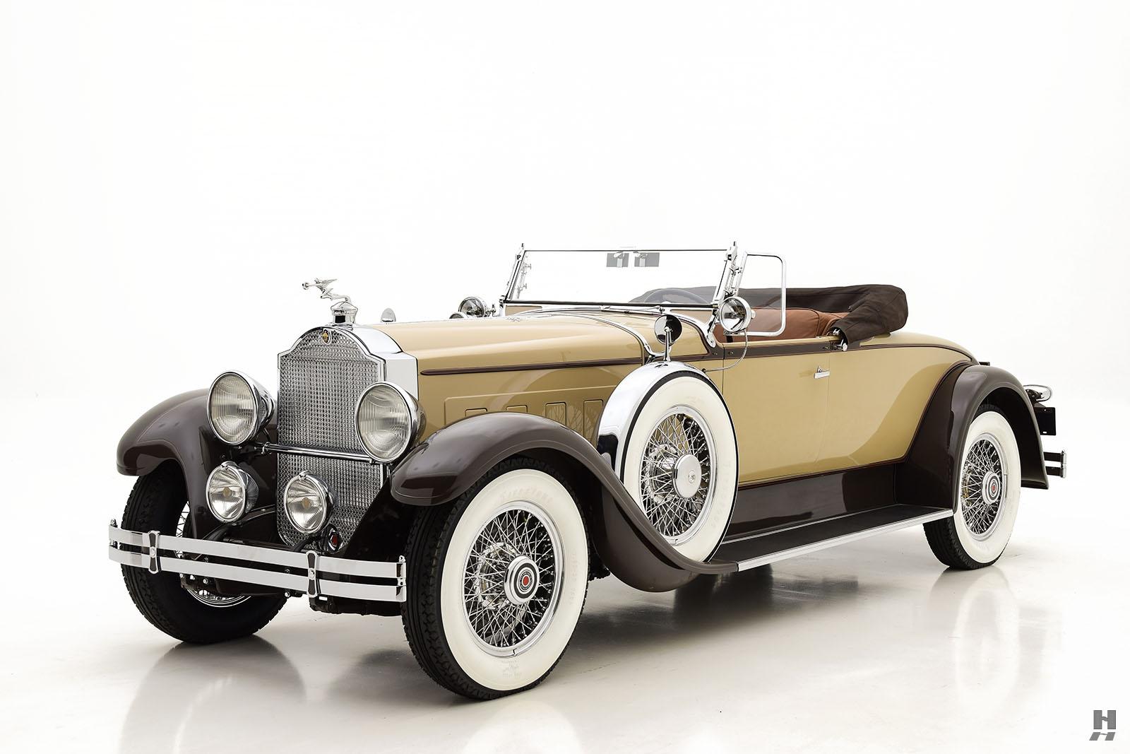 1929 Packard 645 Roadster For Sale | Buy Classic Packard | Hyman LTD