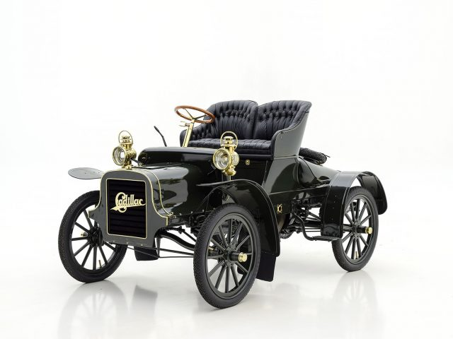 1906 Cadillac Model K Folding Tonneau For Sale By Hyman LTD
