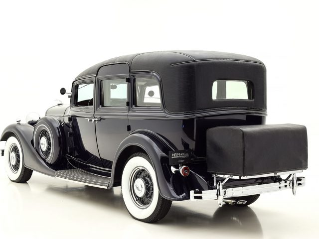 1934 Lincoln KA High Hat Limousine Classic Car For Sale | Buy 1934 Lincoln KA High Hat Limousine at Hyman LTD
