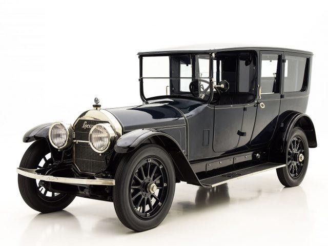 1924 Locomobile Model 48 Open Drive Limousine Classic Car For Sale | Buy 1924 Locomobile Model 48 Open Drive Limousine at Hyman LTD