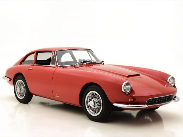 1963 Apollo 5000 GT Coupe For Sale at Hyman LTD