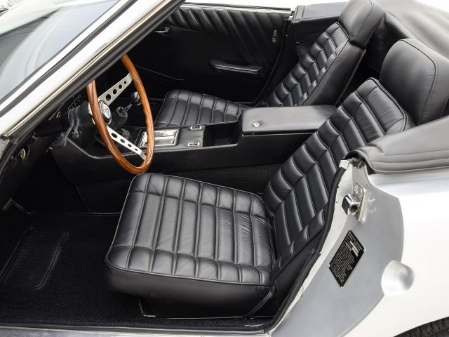 1972 Intermeccanica Italia Spyder Classic Car For Sale | Buy 1972 Intermeccanica Italia Spyder at Hyman LTD