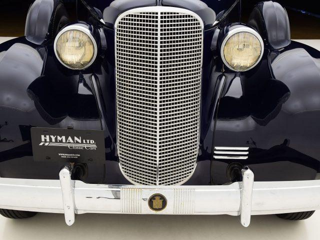 1937 Cadillac Series 75 Town Sedan For Sale By Hyman LTD