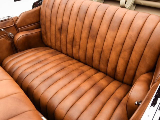 1928 Packard 443 Murphy Convertible Sedan Classic Car For Sale | Buy 1928 Packard 443 Murphy Convertible Sedan at Hyman LTD