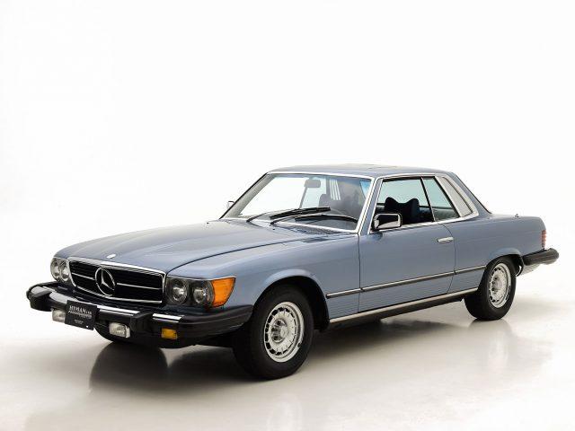 1979 Mercedes-Benz 450SLC Coupe Classic Car For Sale | Buy 1979 Mercedes-Benz 450SLC Coupe at Hyman LTD