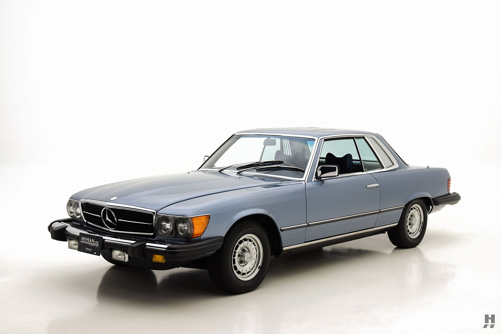 1979 mercedes benz 450slc coupe for sale buy classic car for Buy a mercedes benz