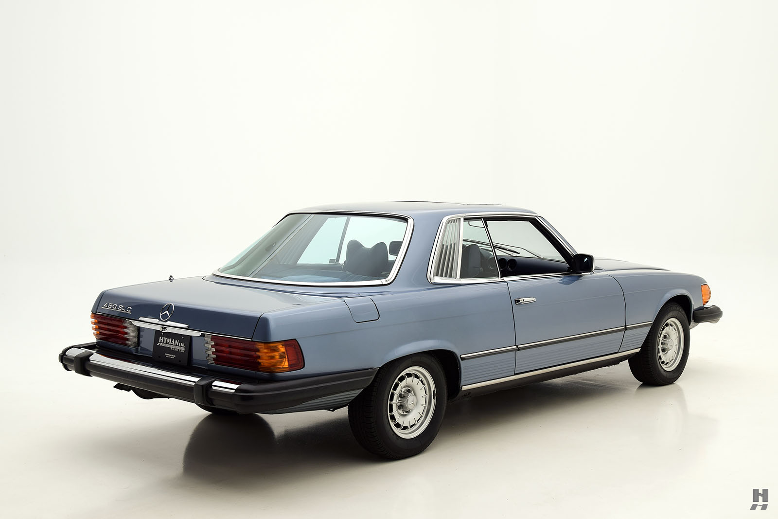 1979 mercedes benz 450slc coupe for sale buy classic car for Buy classic mercedes benz