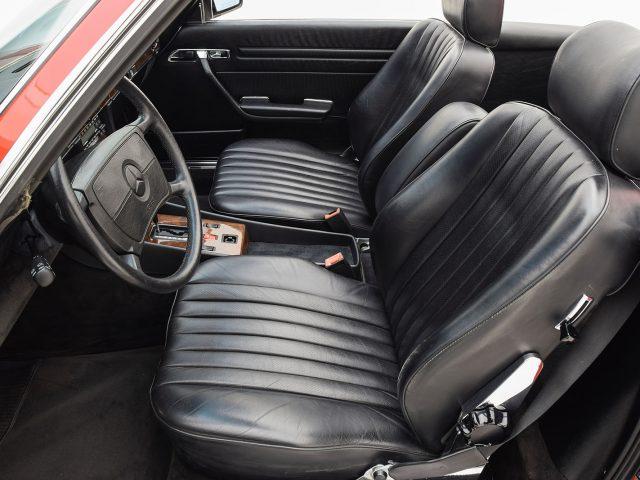 1987 Mercedes-Benz 560SL Convertible Classic Car For Sale | Buy 1987 Mercedes-Benz 560SL Convertible at Hyman LTD