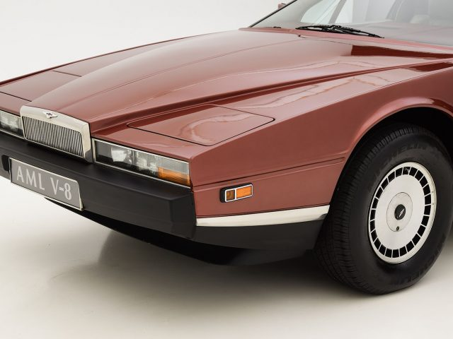 1985 Aston Martin Lagonda Saloon For Sale By Hyman LTD
