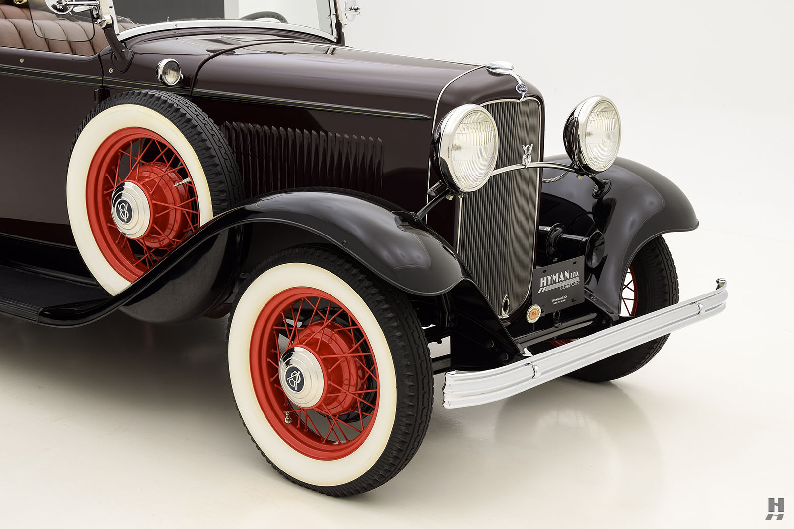 1932 Ford V8 Phaeton | Hyman Ltd. Classic Cars