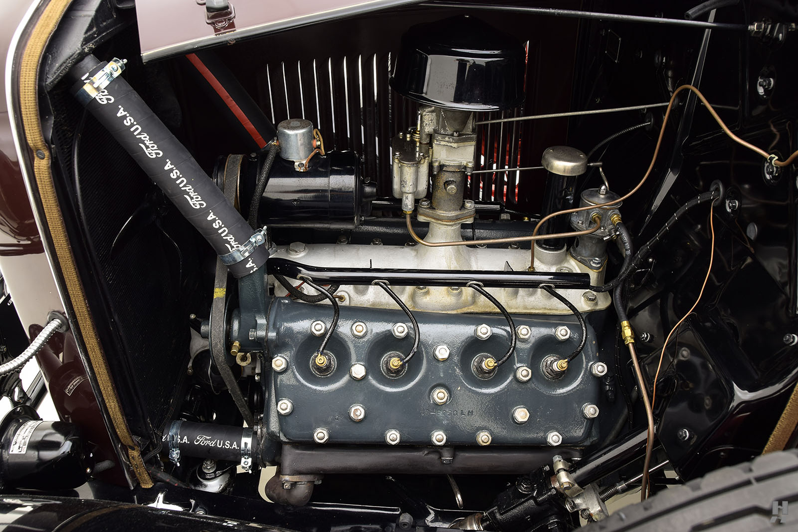 1932 Ford V8 Phaeton Hyman Ltd Classic Cars Wiring Car For Sale Buy At