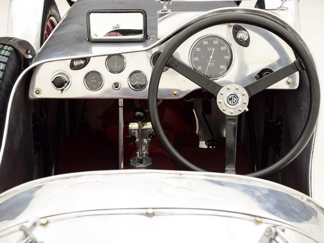 1936 MG PB Roadster Classic Car For Sale | Buy 1936 MG PB Roadster at Hyman LTD