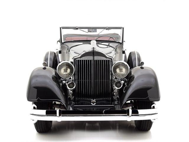 1934 Packard Twelve Victoria Convertible For Sale at Hyman LTD