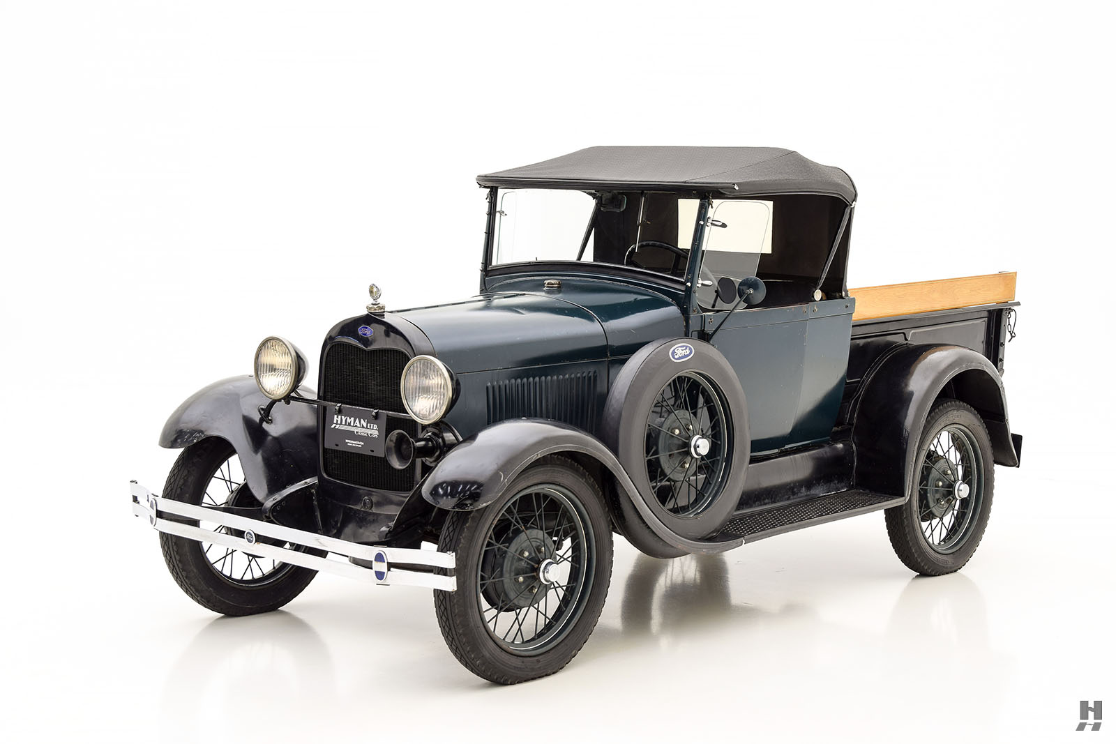 1929 Ford Model A Roadster Pick Up | Hyman Ltd. Classic Cars