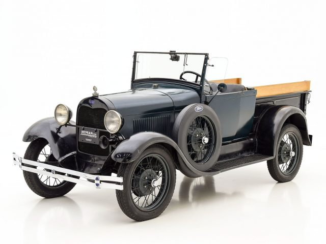 1929 Ford Model A Roadster Pick Up Classic Car For Sale | Buy 1929 Ford Model A Roadster Pick Up at Hyman LTD