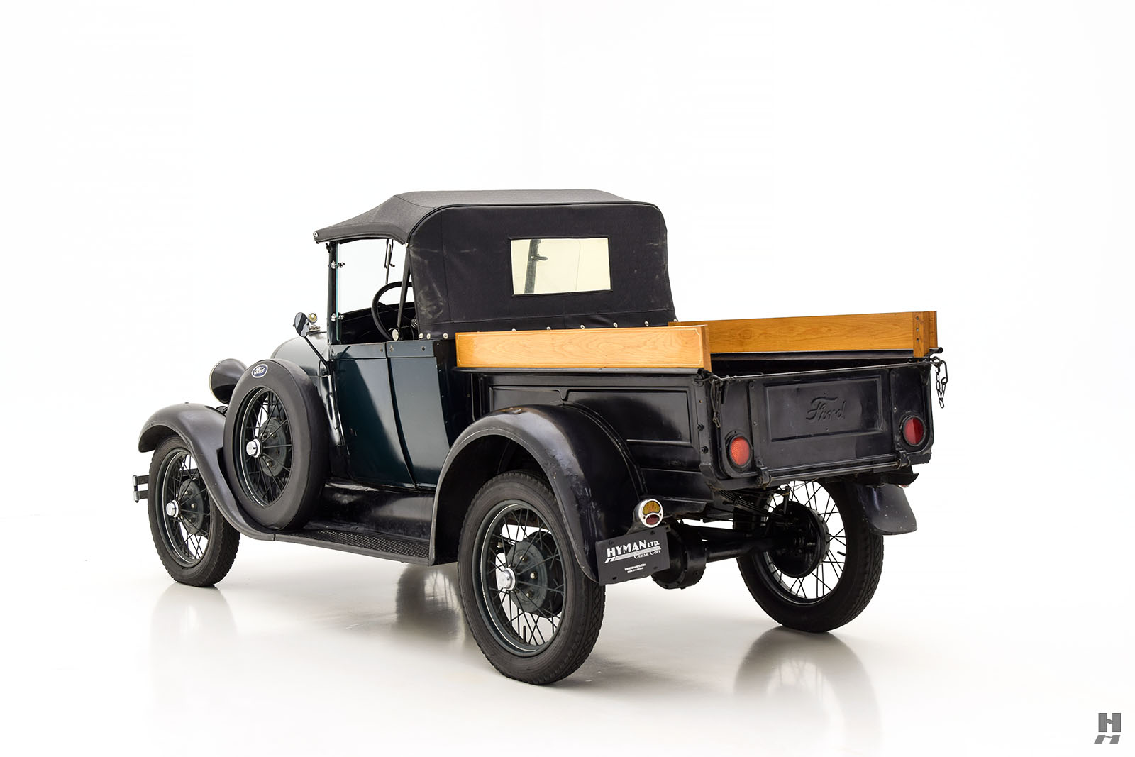 1929 ford model a roadster pick up for sale buy classic ford hyman ltd. Black Bedroom Furniture Sets. Home Design Ideas