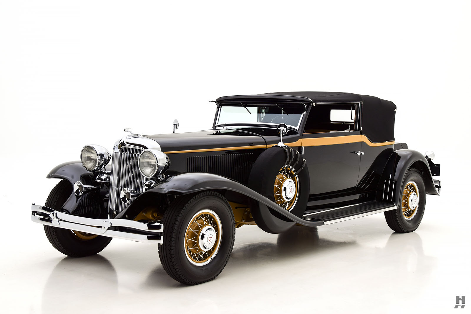 1931 Chrysler CG Imperial Waterhouse Victoria | Hyman Ltd. Classic Cars