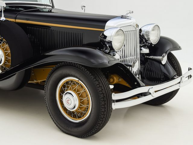 1931 Chrysler CG Imperial Waterhouse Victoria Classic Car For Sale | Buy Chrysler CG Imperial Waterhouse Victoria at Hyman LTD