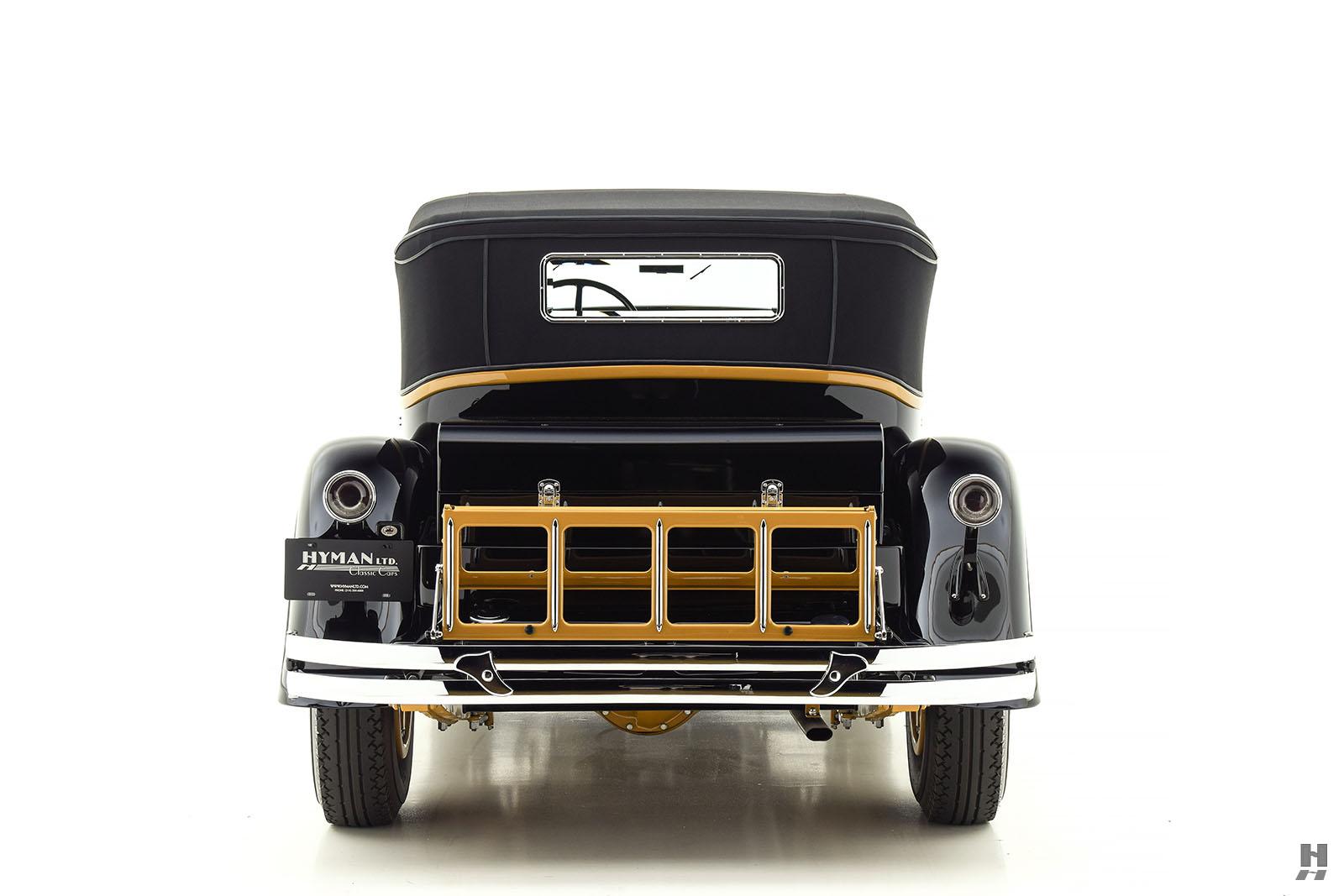 1931 Chrysler CG Imperial Waterhouse Victoria   Hyman Ltd. Classic Cars
