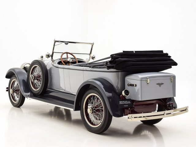1922 Duesenberg Straight Eight Model A Classic Car For Sale | Buy 1922 Duesenberg Straight Eight Model A at Hyman LTD