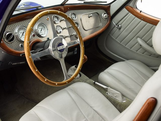 1993 Talbo Coupe Classic Car For Sale   Buy 1993 Talbo Coupe at Hyman LTD