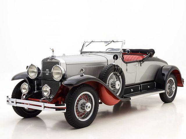 1929 Cadillac 341-B Roadster For Sale By Hyman LTD