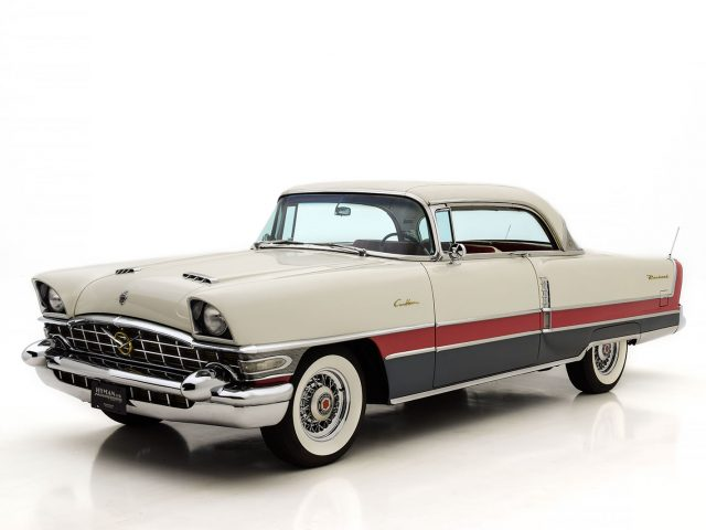 1956 Packard Caribbean Coupe Classic Car For Sale | Buy 1956 Packard Caribbean Coupe at Hyman LTD