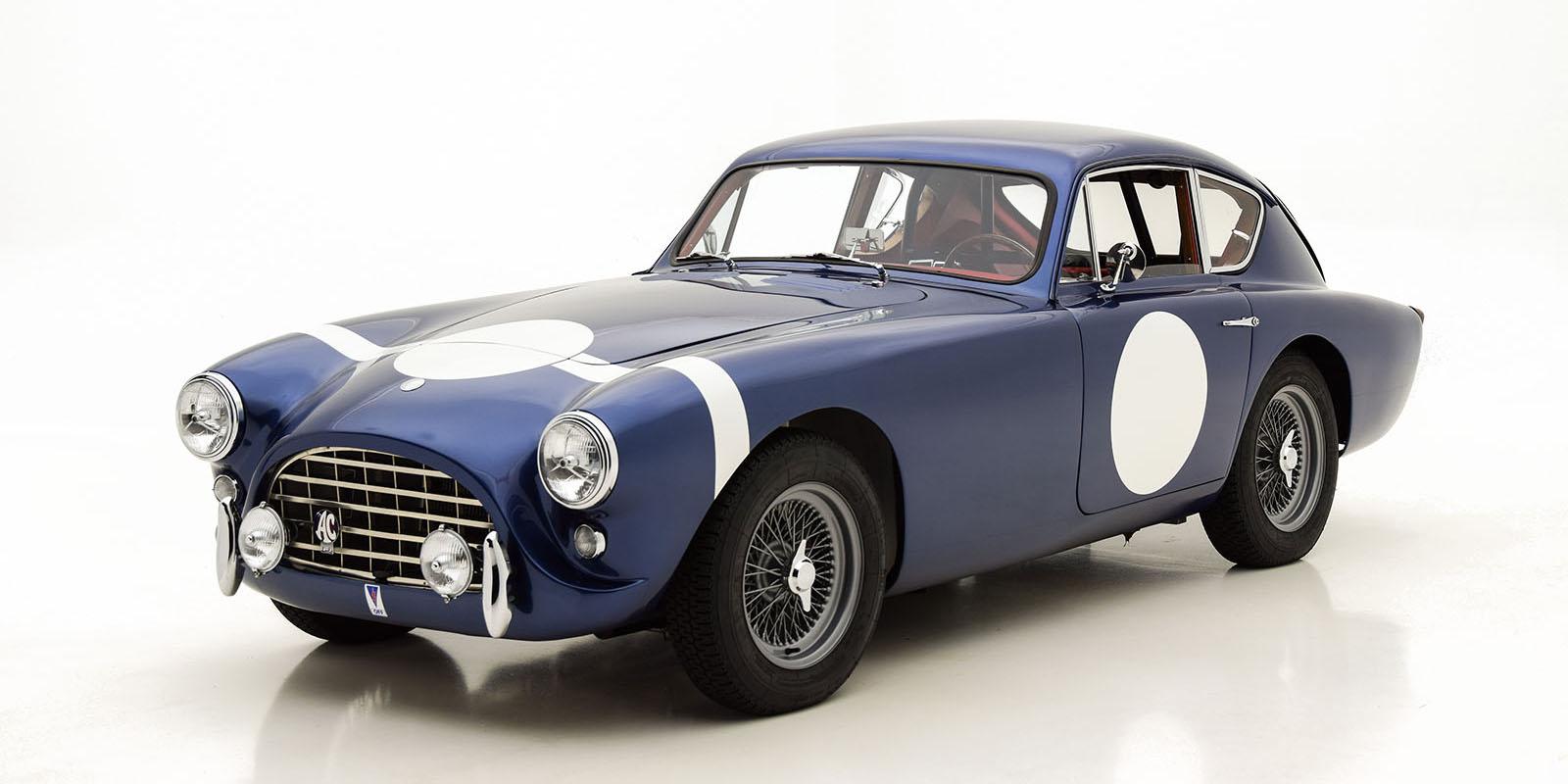 Classic Cars | Buy and Sell Classic Vehicles | Hyman LTD