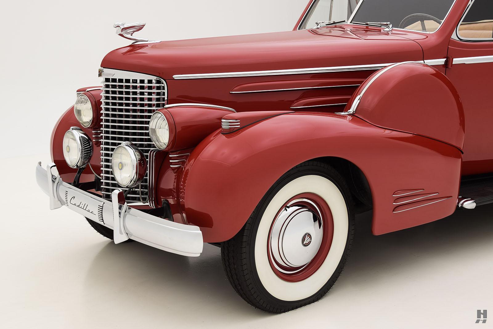 1938 Cadillac V16 Convertible Coupe   Hyman Ltd. Classic Cars