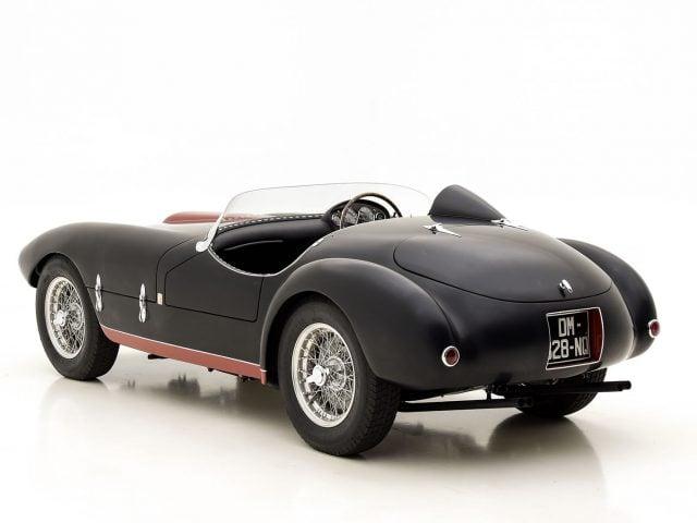 1953 Ferrari 166MM Barchetta Classic Car For Sale   Buy 1953 Ferrari 166MM Barchetta at Hyman LTD