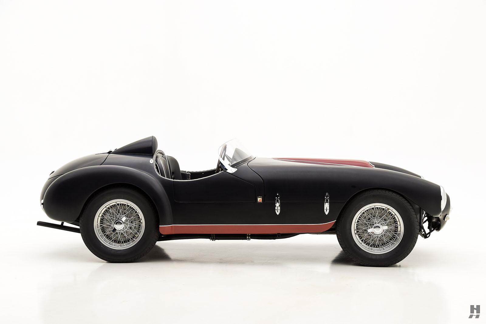 1953 Ferrari 166MM Barchetta Classic Car For Sale | Buy 1953 Ferrari 166MM Barchetta at Hyman LTD